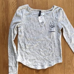 NWT Alien UFO Top
